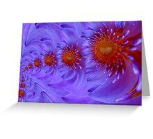 lotus infinite love Greeting Card