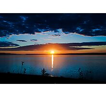 Sunrise in Nova Scotia Photographic Print