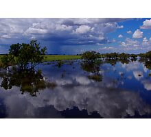 Heaven and earth Photographic Print