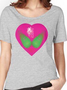 lovebomb iiis evol Women's Relaxed Fit T-Shirt