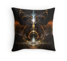 The Wings Of Fire Throw Pillow