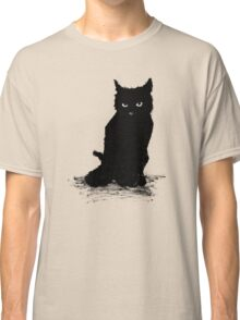 Webster The Cat (Large Version) Classic T-Shirt