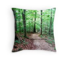 McCormick Trail Throw Pillow