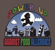 POWER UP Against Food Allergies  Baby Tee
