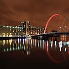 Clyde arc by Grant Glendinning