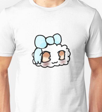 Little girl cloud Unisex T-Shirt