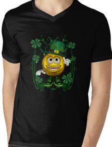Lucky Flynn Mens V-Neck T-Shirt