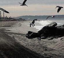 GRUNGE BEACH by Paul Quixote Alleyne