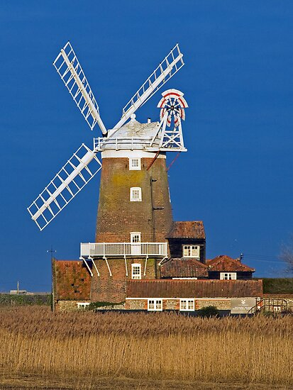Cley Mill by Gerry  Balding