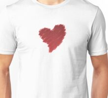 In Love Heart  Unisex T-Shirt