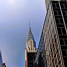 42nd Street and Lexington by Stephen Burke