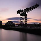 River clyde by Grant Glendinning