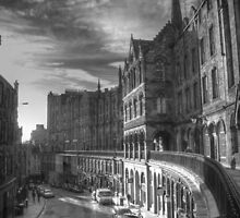 Victoria Street, Edinburgh by Paul  Gibb