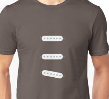 Strat pickups Unisex T-Shirt