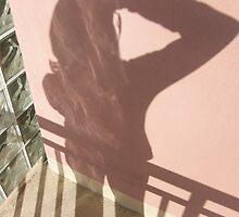 Shadow Portrait II by Trish Nicholas