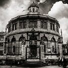 Oxford Building 3 by ajgosling