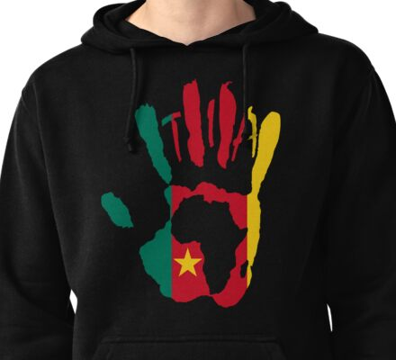 T.I.A CAMEROON Pullover Hoodie