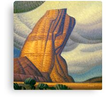 Labor Rock Canvas Print