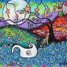 Midnight Contemplation by Juli Cady Ryan