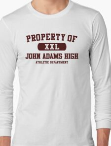 John Adams High Athletic - Dark Long Sleeve T-Shirt