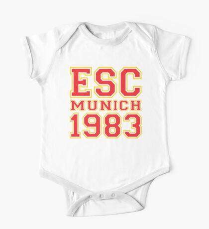 ESC Munich 1983 [Eurovision] One Piece - Short Sleeve