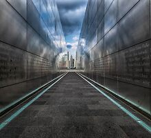 Empty Sky 9/11 Memorial by Tom Piorkowski
