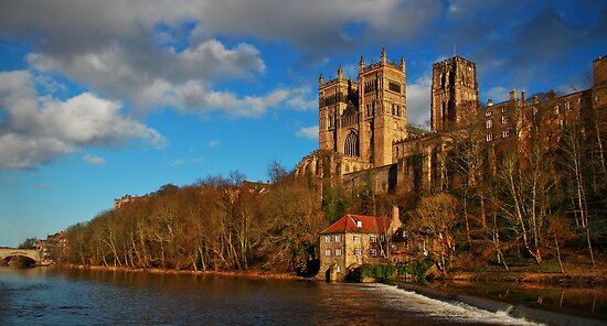Durham Cathedral by Reinhardt