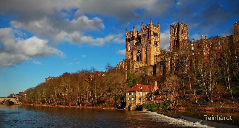Durham Cathedral by Reinhardt