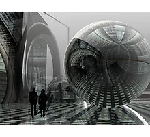 The new future Photographic Print