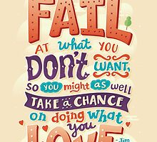 Do What You Love by Risa Rodil