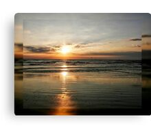 Mystic Beach Canvas Print