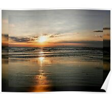 Mystic Beach Poster