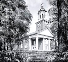 Saint Paul's Episcopal Church - Historic Augusta Georgia by Mark Tisdale