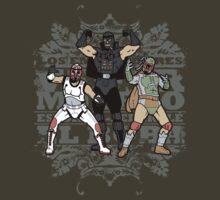 ¡Los Empiradores! - Vader Muerto, EstormoFederalé y El Boba by Captain RibMan