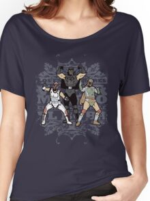 ¡Los Empiradores! - Vader Muerto, EstormoFederalé y El Boba Women's Relaxed Fit T-Shirt