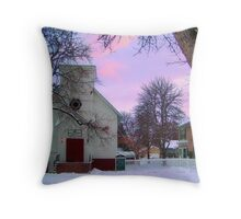 Old Time Religion Throw Pillow