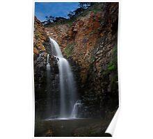 Morialta Falls, South Australia Poster