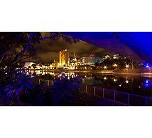 Adelaide City Photographic Print