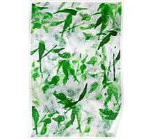 Prosperity Abstract Poster