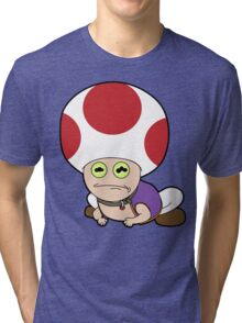 All Glory to Hypno Toad Tri-blend T-Shirt