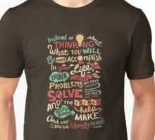 Solving Problems, Making Things Unisex T-Shirt