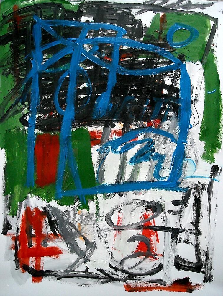 Zone by Alan Taylor Jeffries