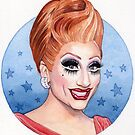 Bianca Del Rio by marksatchwillart