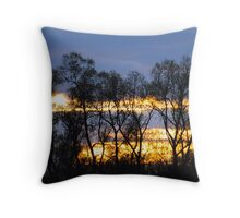 Sunrise 10  Throw Pillow