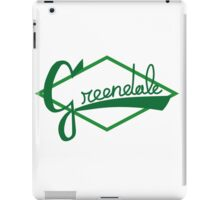 Greendale  iPad Case/Skin