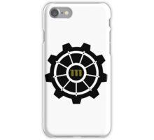 VAULT 111 iPhone Case/Skin