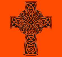 Irish Cross Kids Tee
