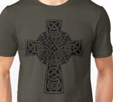 Irish Cross Unisex T-Shirt