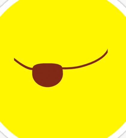 Utopia Icon Sticker