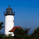 Annisquam Light - Gloucester, Massachusetts by Steve Borichevsky